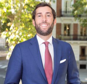 Joaquín López-Chicheri, CEO de Vitruvio Real Estate Socimi