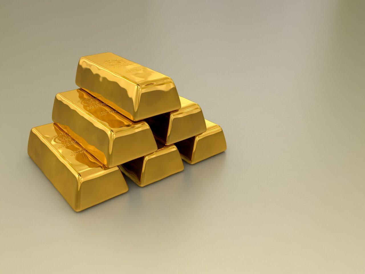 suministro de oro