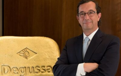 Degussa incrementa un 150% sus ventas de oro físico de inversión en marzo