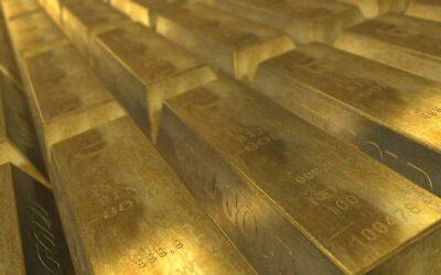 La abundante liquidez dispara el precio del oro