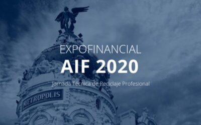 Expofinancial2020: Financiación independiente para empresas y particulares