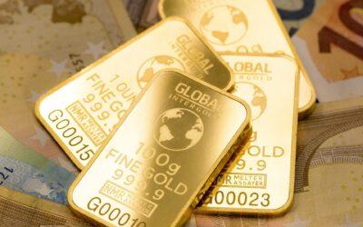 La corrección del oro. Una oportunidad de compra