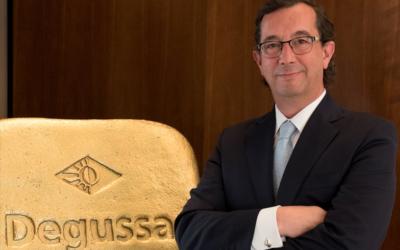 """Tomás Epeldegui, director de Degussa en España: """"Siempre es un buen momento para invertir en oro físico"""""""