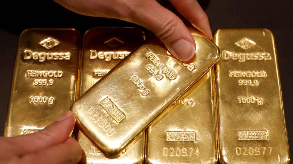 El Oro recupera potencial alcista: hasta un 37%, según el gigante Degussa