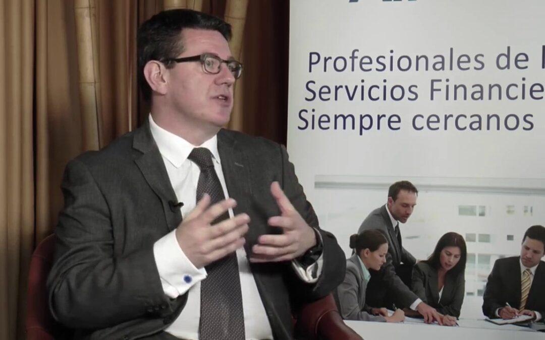 """José María Casero (Sherpafinanciero): """"La concentración bancaria provocará la desaparición de muchos negocios"""""""