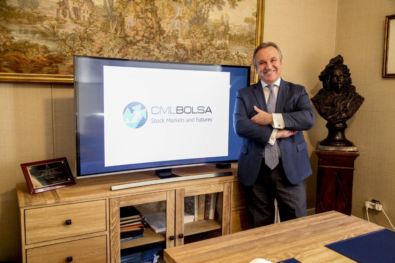 Calos Lasvignes, director del departamento de Investigación de CML Bolsa.