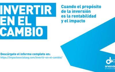 La Inversión Socialmente Responsable (ISR): una gran desconocida para el español