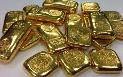 La barra de oro de 1 onza, lo más demandado por los inversores