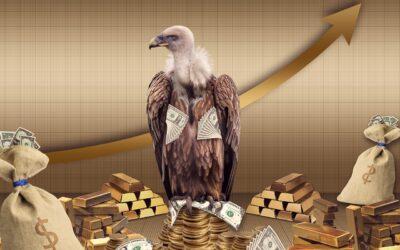 La inversión en lingotes y monedas de oro se dispara