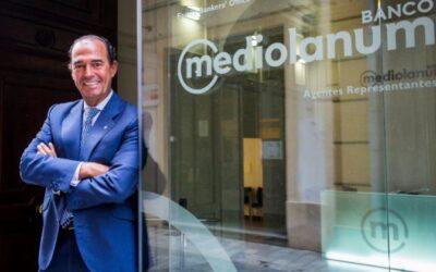 Joaquín Maldonado, responsable Desarrollo Banca Privada de Banco Mediolanum