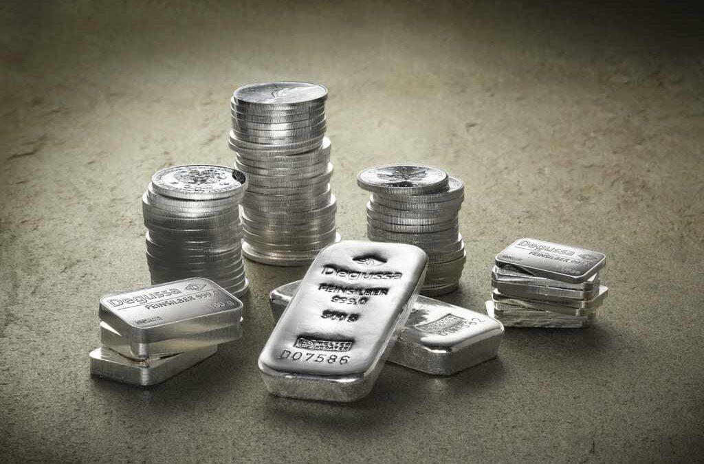La plata se cuela en las carteras de inversión de los españoles