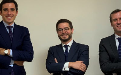 Abante incorpora a Jaime Aguilar, Javier Alonso y Álvaro Menéndez, como nuevos socios