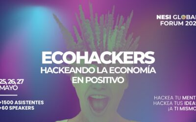 Diego Isabel La Moneda nos  presenta: 'EcoHackers. Hackeando la economía en positivo'.