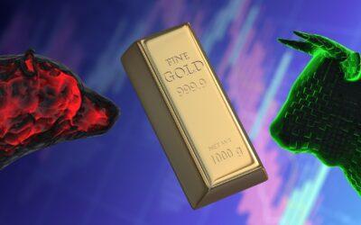 Los inversores en oro, al margen de los rendimientos de los bonos