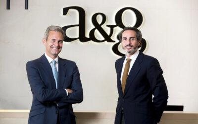 A&G ficha a Andrés Allende a su equipo de gestores