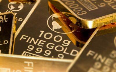 La demanda de lingotes y monedas de oro supera la media trimestral de los últimos cinco años