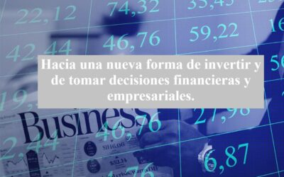 Reinventar el capitalismo desde el sector financiero