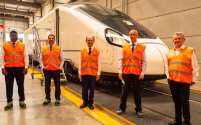 Hidrógeno: Repsol y Talgo impulsarán el transporte ferroviario sin emisiones