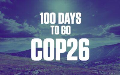 Boston Consulting Group reafirma su compromiso contra el cambio climático 100 días antes de la COP26