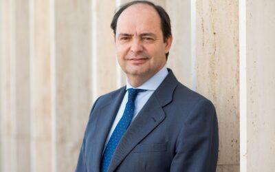 Manuel Pozo Lozano, nuevo director de Relaciones Institucionales y director general Corporativo de Grupo Caminos