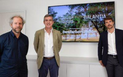 Colliers y Balantia impulsan la descarbonización en el sector inmobiliario