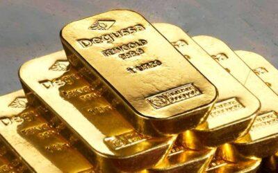 Bloomberg Intelligence confía en que el oro recuperará pronto sus máximos