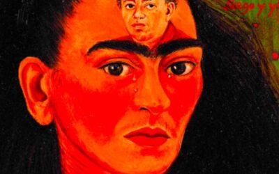 El autorretrato ´Diego y yo` de Frida Kahlo, a subasta por 30 millones de dólares