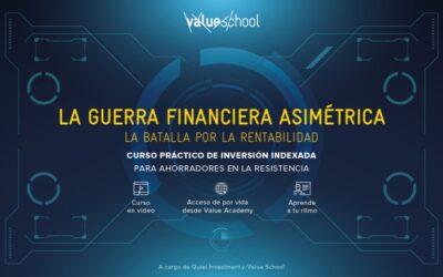 """Doblega a los enemigos que te impiden alcanzar la libertad financiera de la mano de los autores del best-seller """"La guerra financiera asimétrica"""" y Value School."""