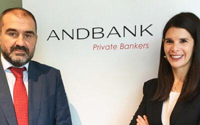 Andbank España refuerza su red de agentes financieros con Enrique Feito y Maite García