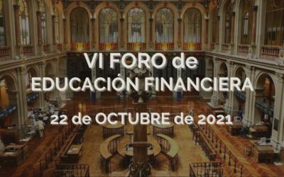 AEPF celebra la #FamilyEconomyWeek y presenta el VI Foro de Educación Financiera