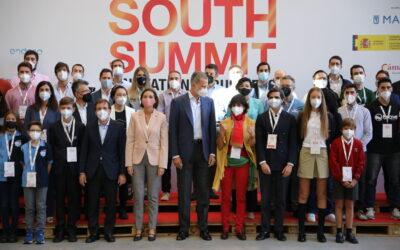 El Rey inaugura el South Summit 2021 que convierte a Madrid en el epicentro de la innovación