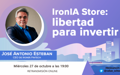 IronIA Store: libertad para invertir